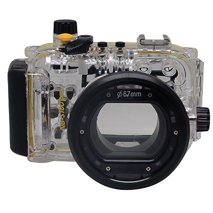 yunche nghe 40 m/130 ft bajo agua fotografía Cámara resistente al ...