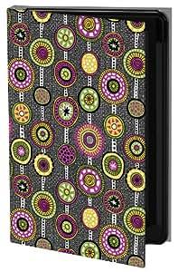 Keka Mary Tanana Designer Classic Tribal Aura Strands - Funda rígida para Galaxy S3