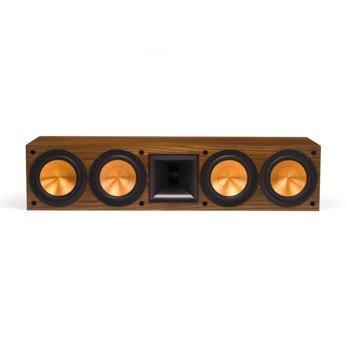 Klipsch RC-64 II Special Edition Reference Series Center Channel Loudspeaker - Each (Walnut)