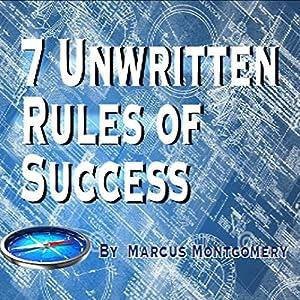 7 Unwritten Rules of Success Audiobook