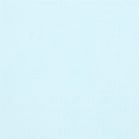 Tela algodón orgánico muselina bebé azul claro liso de Cloud 9 tout petit: Amazon.es: Hogar