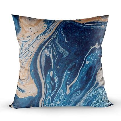 Amazon.com: EMMTEEY - Funda de almohada para sofá o cojín de ...