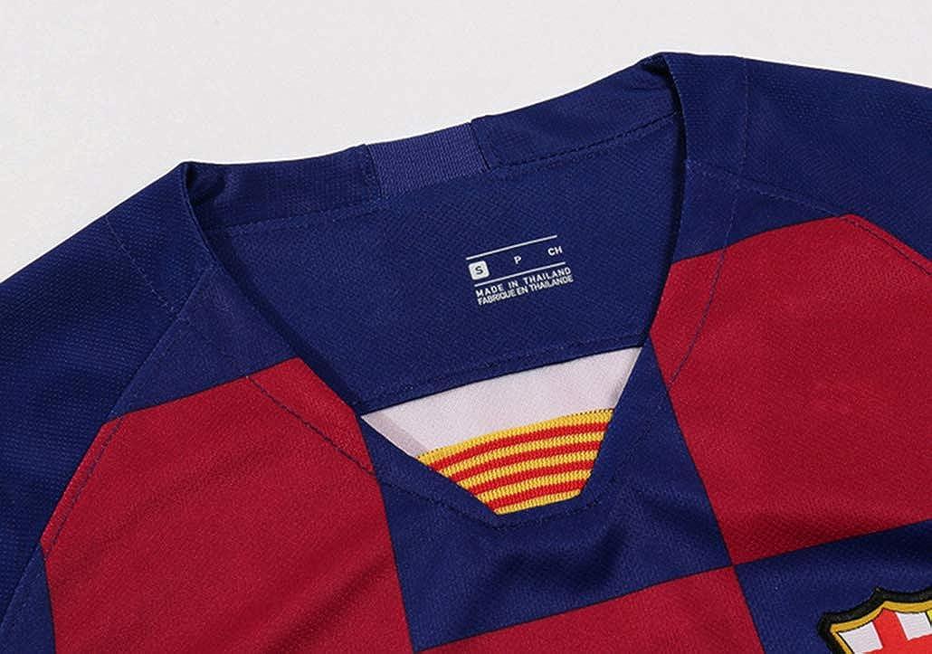 Amazon.com: MingTia Barcelona 2019-2020 Messi 10 Home ...