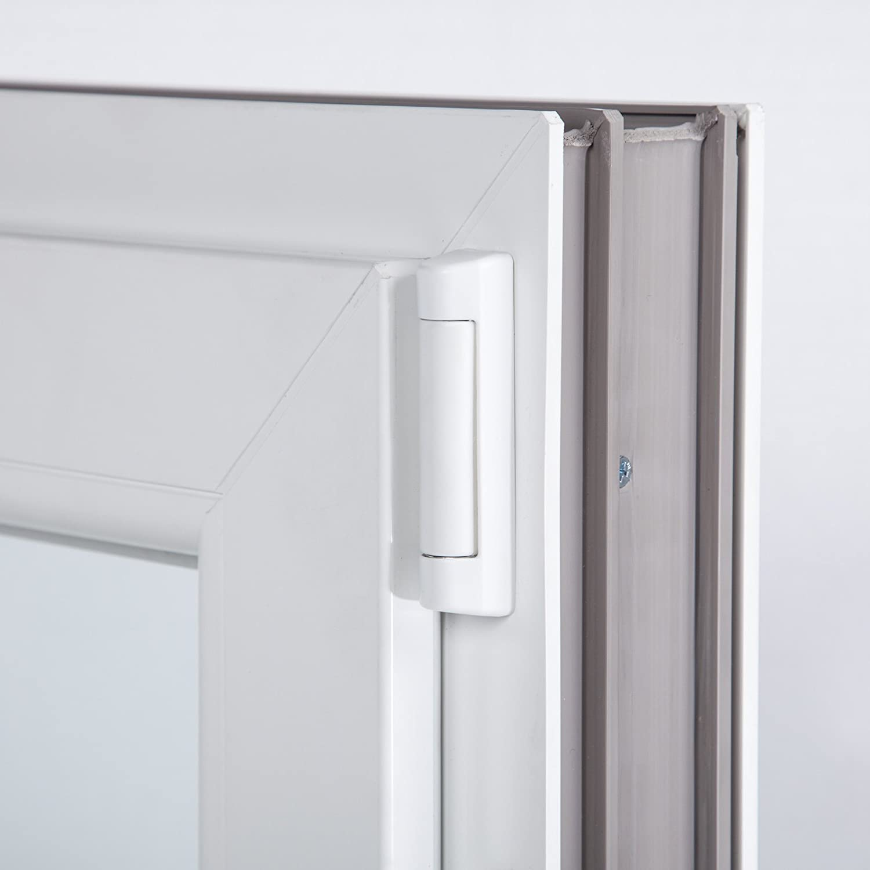 B x H DIN Links Ideal 4000 Classicline aus Mehrkammer-Kunststoffprofilen Fenster 1000 x 1200 mm