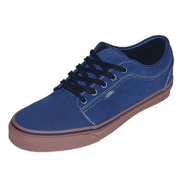Vans Schuhe Sneaker CHUKKA LOW navy blue gum: