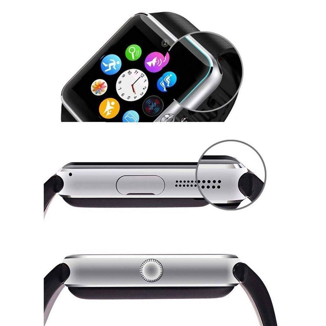 Yealsha Men Women Unisex Bluetooth Smart Watch Monitor Fitness Waterproof Wri Smart Watches