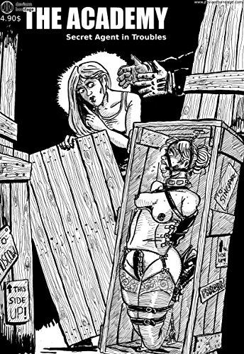 Bondage graphic novel