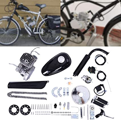Motorized Bicycle Spring Chain Tensioner for 49 66 80cc engines Engine Mount