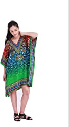 3f81f5d6dce Dress4Beach Holiday TOP Plus Size Kaftan Tunic Dress Free Size FITS 14,16,18