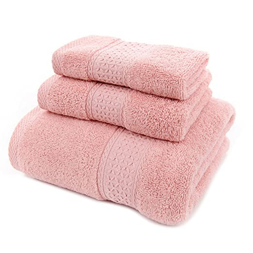 Algodón Toallas de baño de suave, suave y absorbente Premium ...