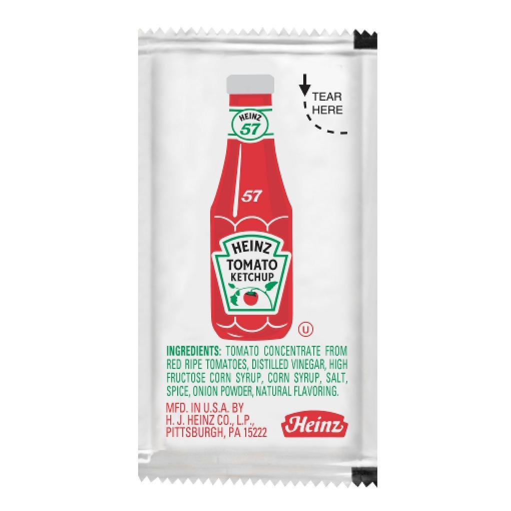 heinz label template - heinz ketchup packet nutrition facts besto blog