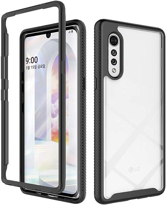 Christmas case Cover LG Velvet Colored garland G7 Fit Case tpu Phone Stylo 4 5 6 Covers Lg G6 Case Lg V35 ThinQ LG Q6 Case Clear G8 V60 K40