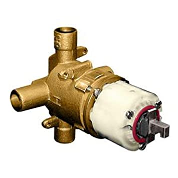 American Standard R120SS20SS Pressure Balance Rough Valve Body Only ...