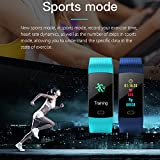 Fitness Tracker HR, Activity Tracker with Heart