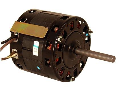 A.O. Smith OEV6016 1/6 HP, 1000 RPM, 1 Speed, 42Y Frame, CCWLE ...