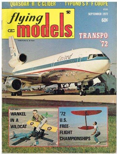 (Flying Models Magazine (September 1972) Wildcat Grumman F4F-3 / Lucky Pierre)