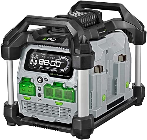EGO Power PST3040 3000W Nexus Portable Power Station for Indoor and Outdoor Use Battery Not Included