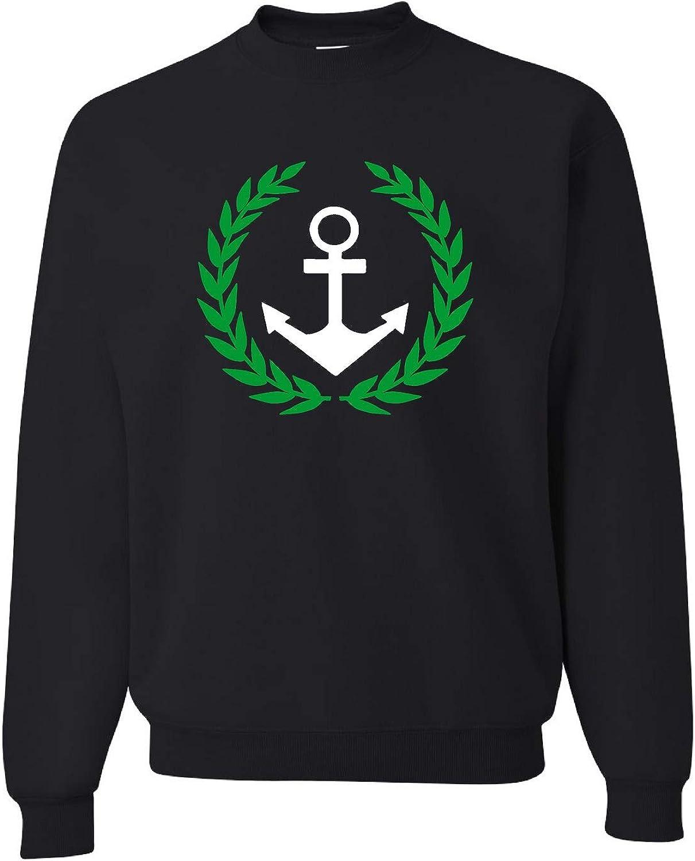 Urban Backwoods Narcos Handcuff Knot Sweatshirt Pullover Sweater
