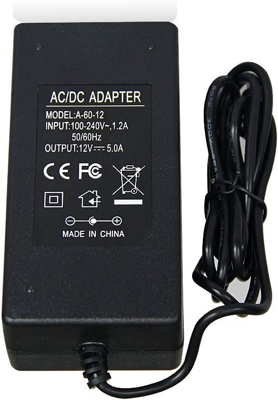 TMEZON DC 1 Female to 4 Male Output Power Splitter Cable Y Adapter For CCTV Black CCTV Accessories Camera