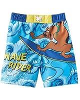 Scooby Doo Baby-boys Swim Trunks Wave Rider Board Shorts