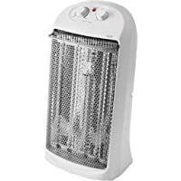 Mainstays Quartz Electric Tower Space Heater (White)