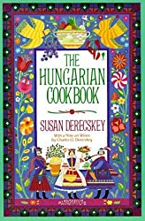 The Hungarian Cookbook by Susan Derecskey (1987-10-14)