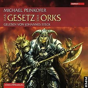 Das Gesetz der Orks (Die Orks 3) Hörbuch