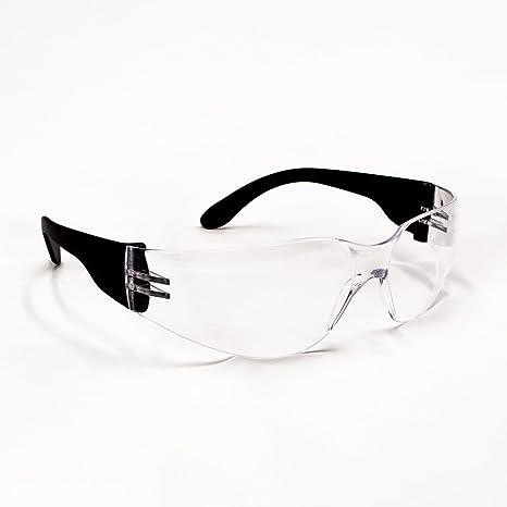 7c1a1d9e4d96ae Lunettes de protection professionnelles B6 Polycarbonate, verres  transparents Antik Ratz Revêtement Lunettes de protection,