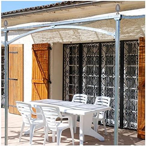 Provence Outillage-Pérgola de pared Sansha 6mx3m: Amazon.es: Jardín