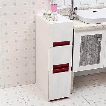 Muebles de cocina Caught Storage Box Plástico Armario ...