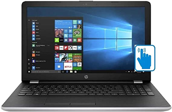 Newest HP 15.6 inch HD Touchscreen Flagship Premium Laptop PC