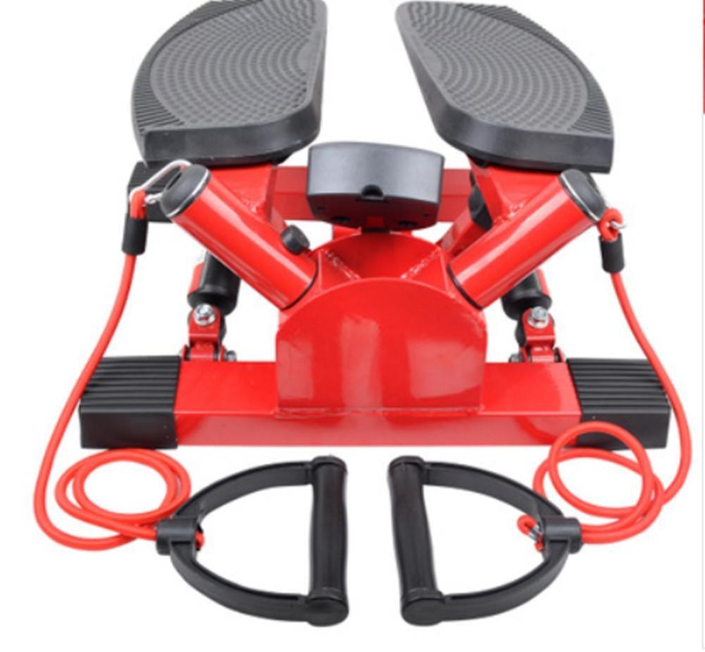 DMMSS Hydraulische Mute Laufband Pedal Haushalt Mini Aerobic Multifunktionale Hydraulische Fitnessgeräte (50  40  60Cm)