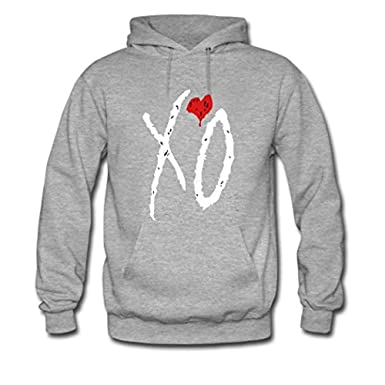 Custom Unisex the Weeknd XO Kids Boy s Sudaderas con capucha sudadera