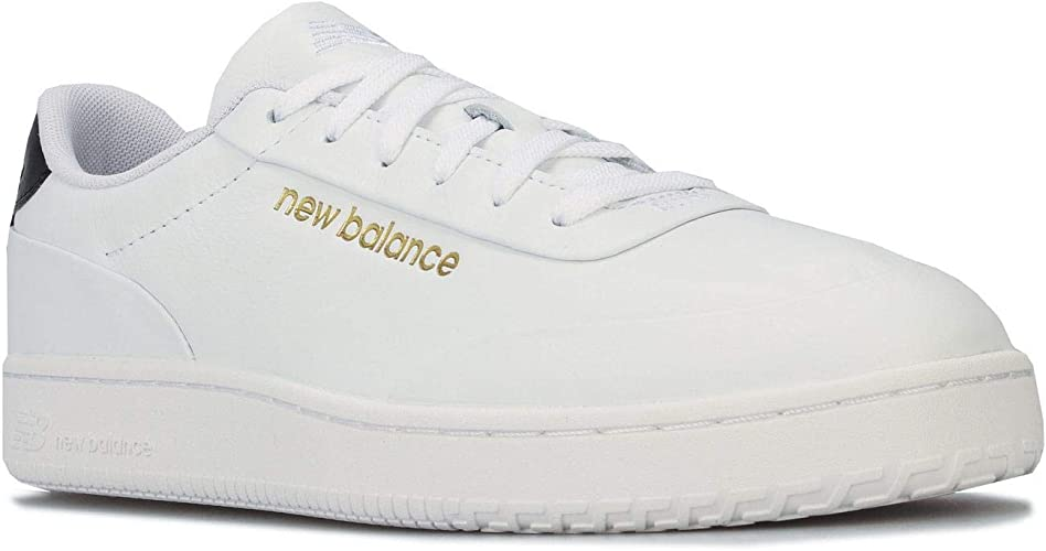 basket homme blanche cuir new balance