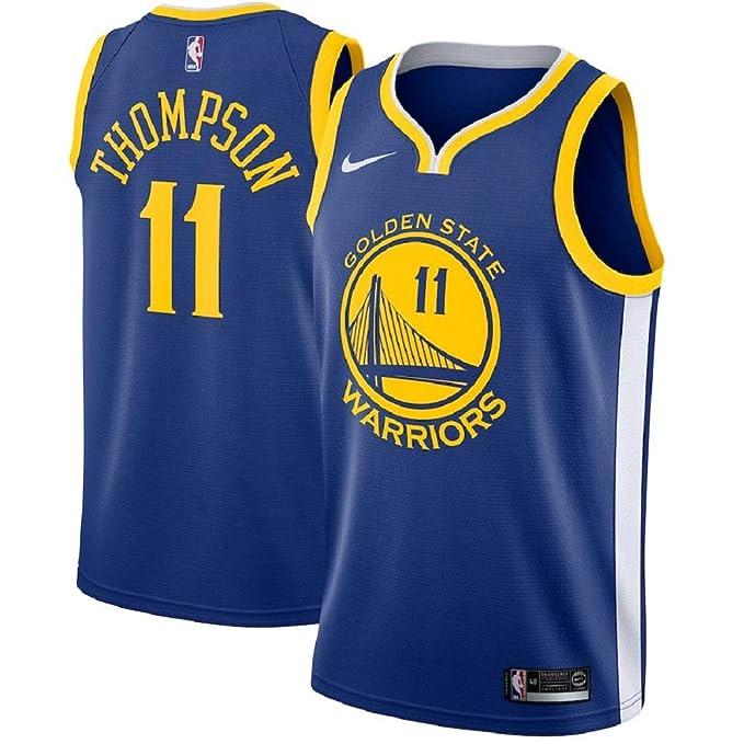 0a8155228aa60 Amazon.com : NIKE Men's NBA Klay Thompson Icon Edition Swingman ...