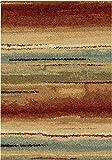 Carolina Weavers Jacquard Hand Woven Rug, 7-Feet 10-Inch by 10-Feet 10-Inch, Capizzi Multicolor