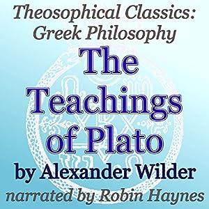 The Teachings of Plato Audiobook