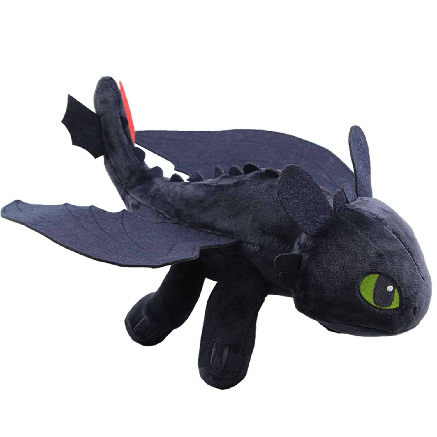 Amazon Com Uiuoutoy Toothless How To Train Your Dragon 3 Night Fury