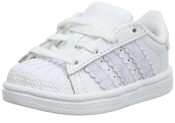 adidas Superstar Sneakers Baby Schuhe Unisex Weiß