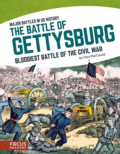 The Battle of Gettysburg: Bloodiest Battle of the Civil War (Major Battles in Us History)
