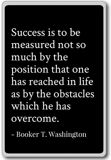 Amazon Success Is To Be Measured Not So Much Booker T