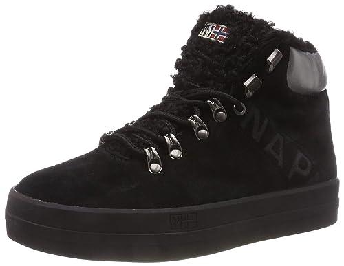 Footwear Napapijri DahliaZapatillas es MujerAmazon Para Altas A53L4Rj