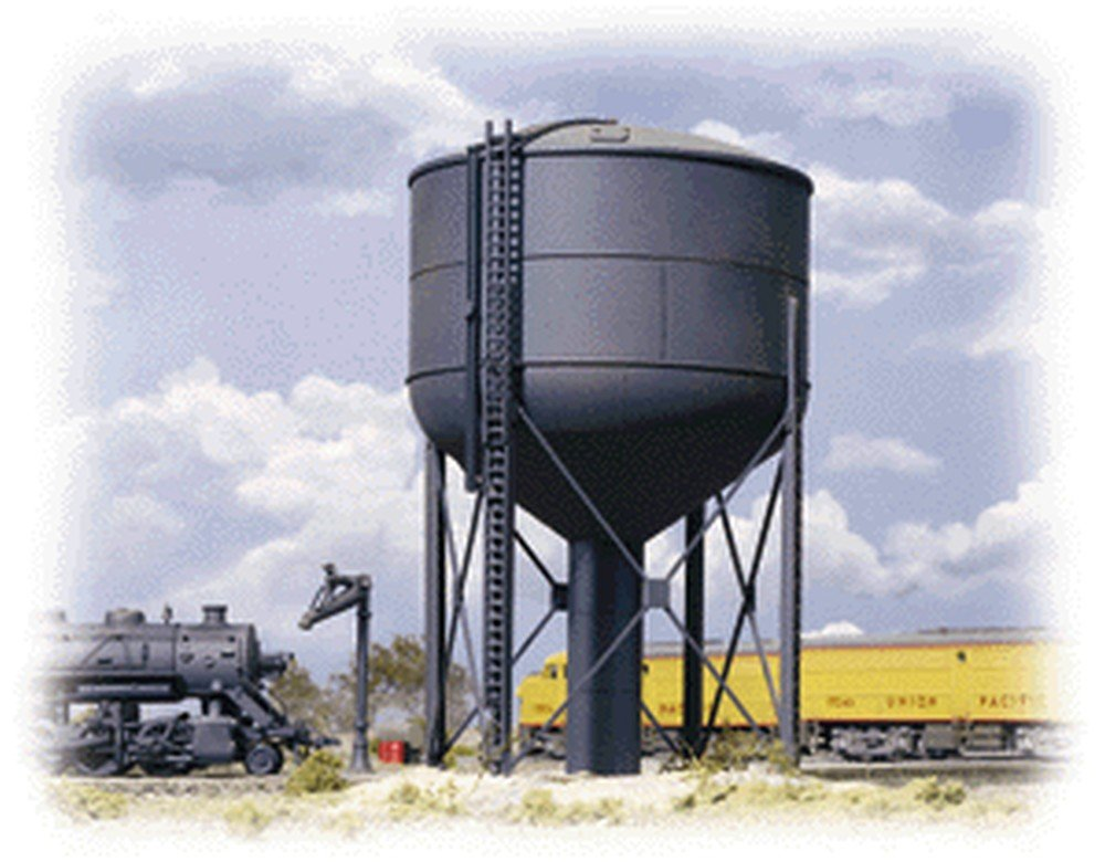 Merveilleux Amazon.com: Walthers Cornerstone HO Scale Steel Water Tank Structure Kit:  Toys U0026 Games