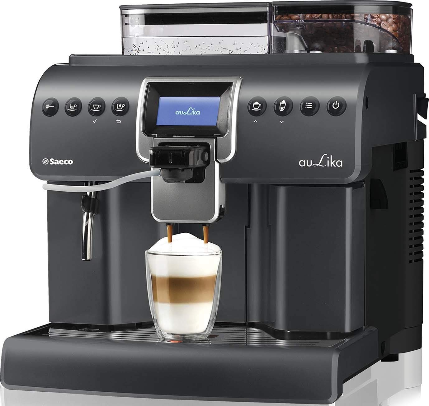 Saeco Aulika Focus Independiente - Cafetera (Independiente ...