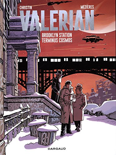 Valérian, Tome 10 : Brooklyn Station Terminus ()