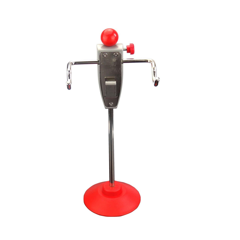Plum Garden 14.5'' Car Steering Wheel Holder Stand Tool Steering Wheel Alignment System Tool