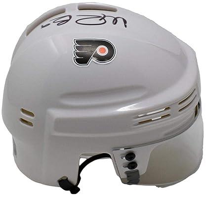 Ivan Provorov Signed Philadelphia Flyers White Mini Helmet BAS - Beckett  Authentication - Autographed NHL Mini 91748ec7b