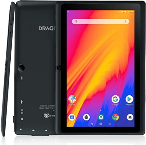 Dragon Touch Y88Y Pro Tablet 7 Pulgadas 1024x600 FHD IPS WiFi ...