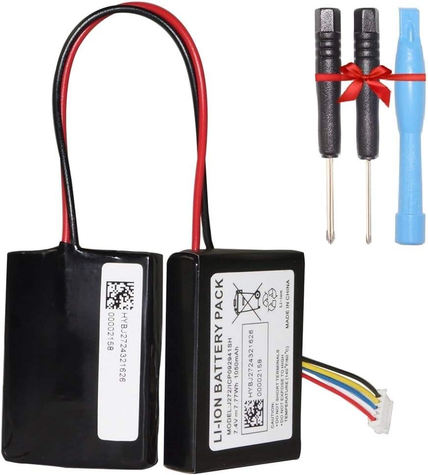 Bateria para Beats Pill 2.0 (J272/ICP092941SH) (1050mAh)
