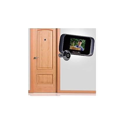 Mirilla Digital con Grabadora Smartwares VD27